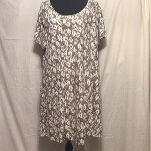 New direction dress